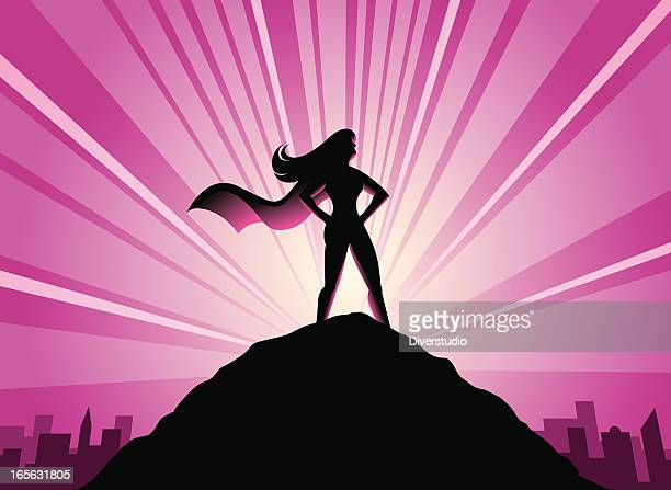 Super Hero-Female