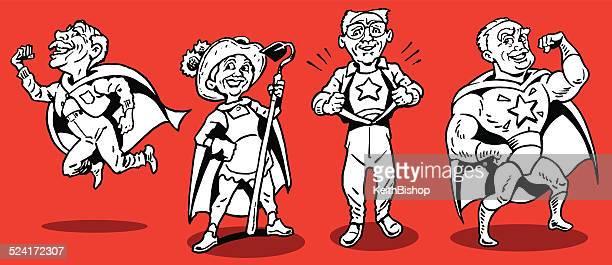 Super Senior ciudadanos