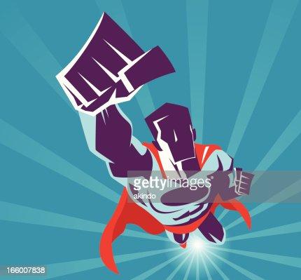 superhero-flying-vector-id166007838?s=170667a Superhero Flying Vector