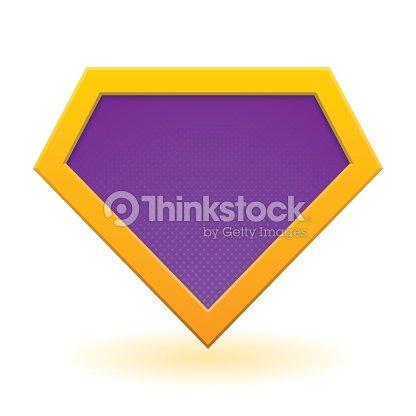 superhero logo template vector art thinkstock