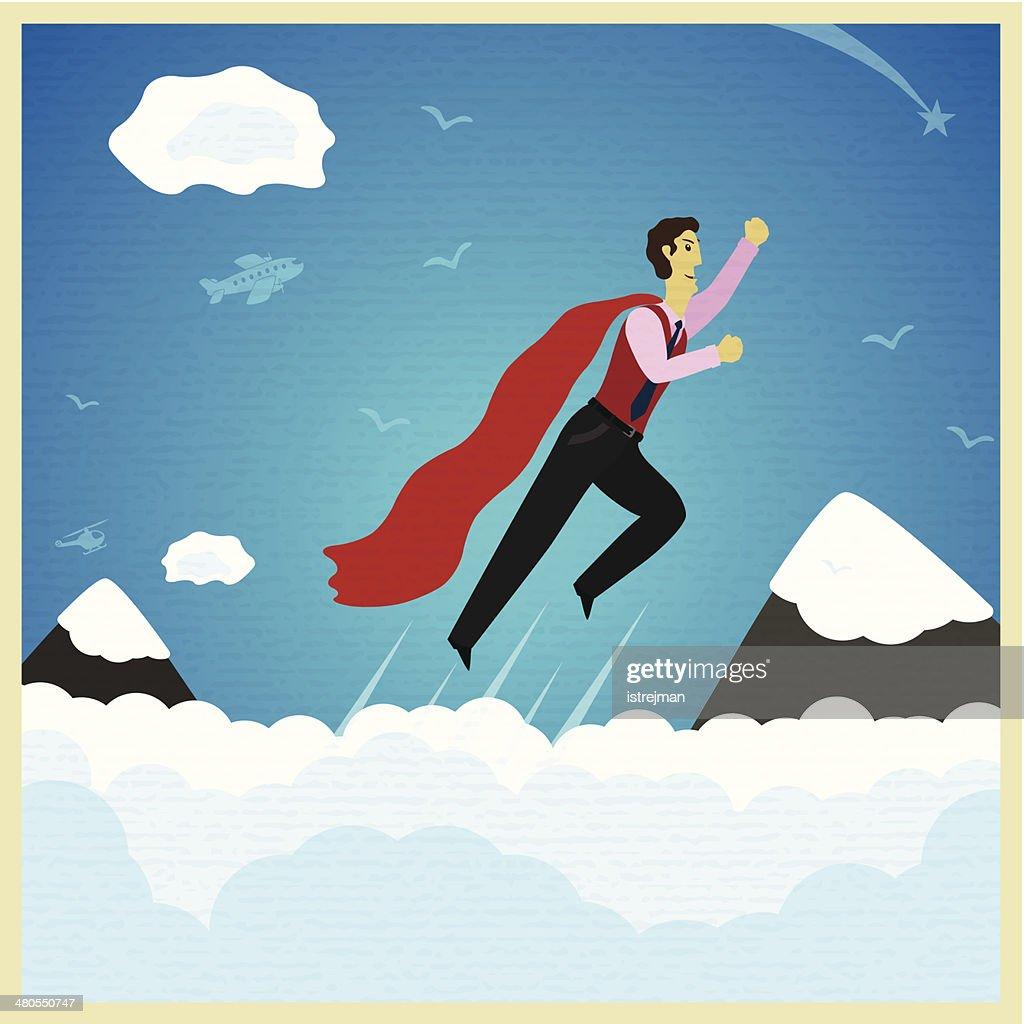 Superman : Vector Art