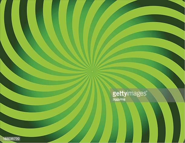 Patrón abstracto Swirly