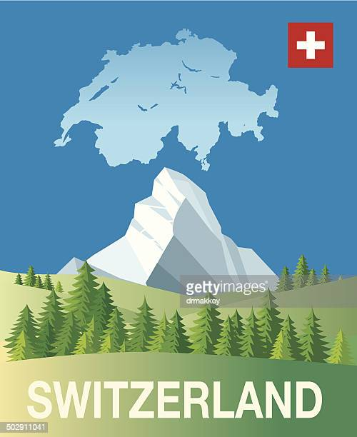 Swiss Culture Stock Illustrations And Cartoons Getty Images