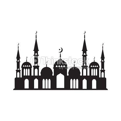 Symbol Muslim Mosque Vector Art Thinkstock