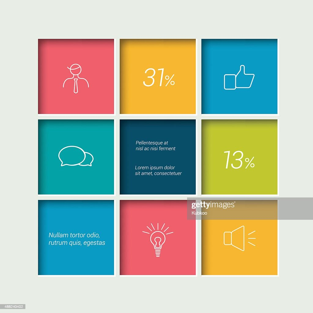 tab schedule box diagram template infographics element simply design vector id488240402?s=170667a&w=1007 tab schedule box diagram template infographics element simply honda element fuse box diagram at bakdesigns.co