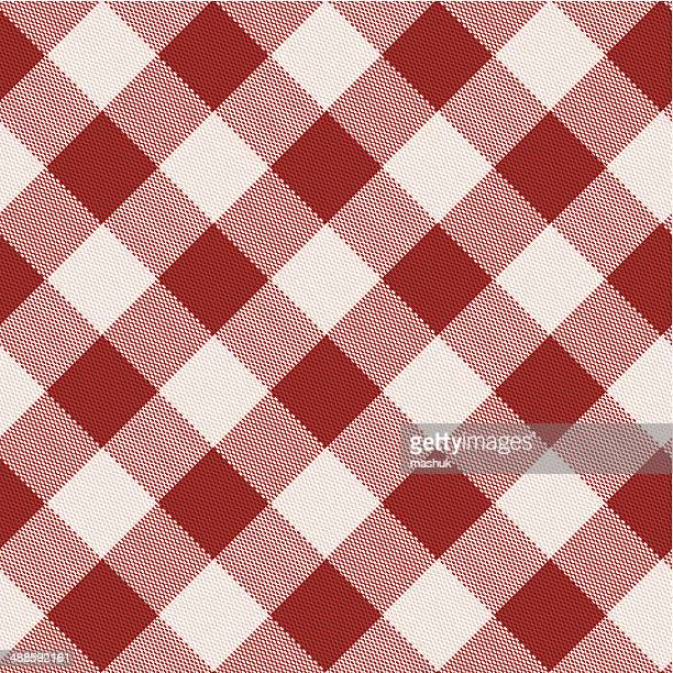 Tablecloth seamless pattern