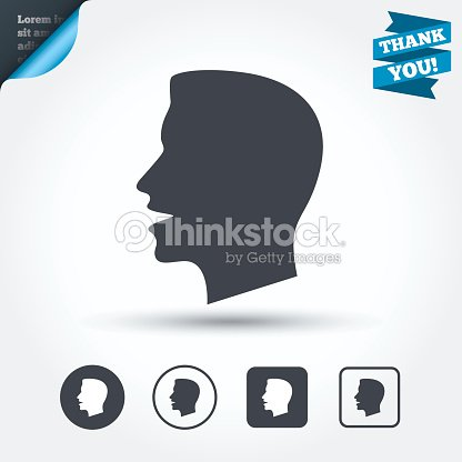 Talk Or Speak Icon Loud Noise Symbol Vector Art Thinkstock