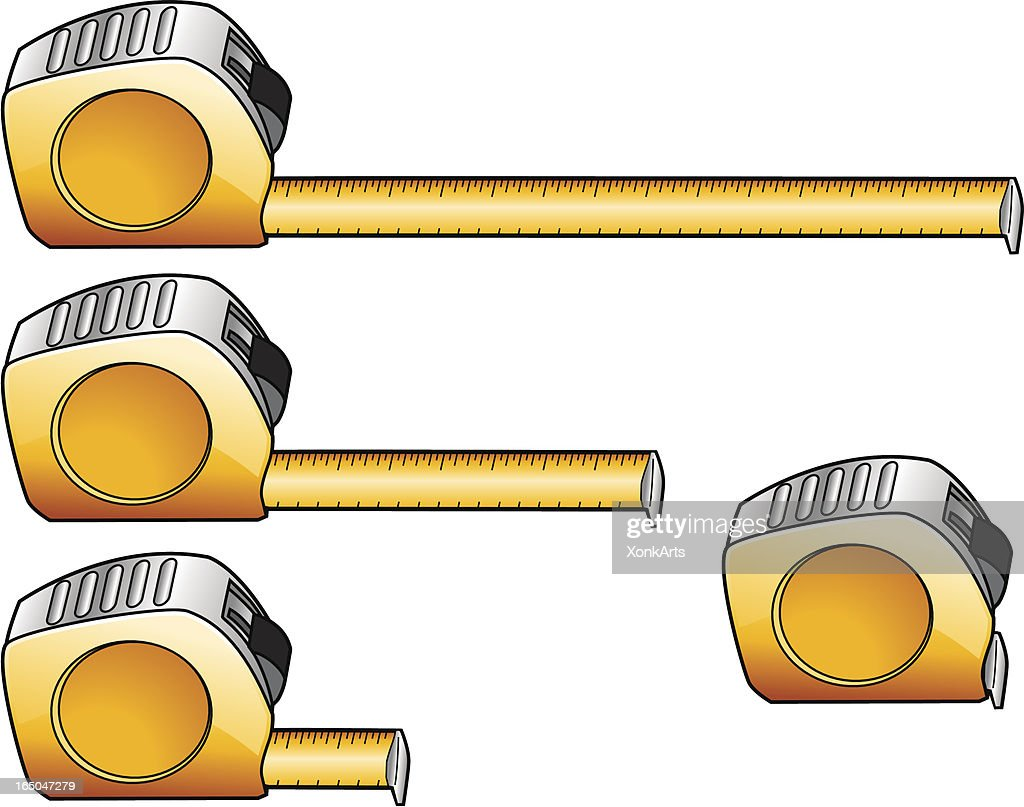 Tape Measure Vector Art | Getty Images