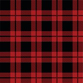 Tartan pattern vector illustration. This is a vector image - you can simply edit colors and shapes.