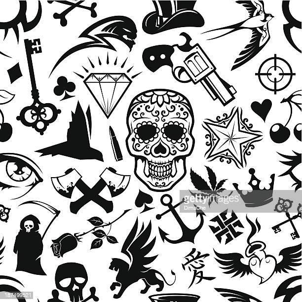 Tatuaje de fondo