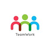 teamwork icon business concept on white background 10 eps