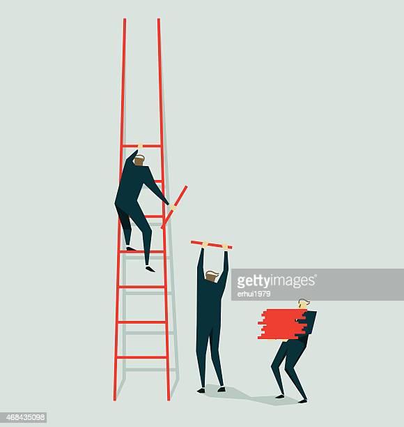 Teamwork-Illustration