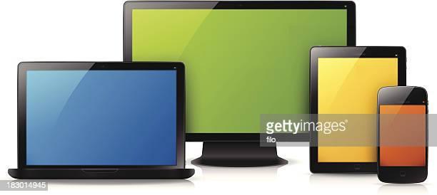 Technologie des écrans