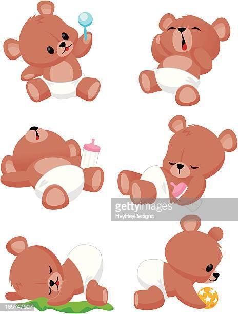 Teddy Bear Babies