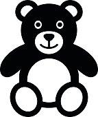 A icon of a teddy bear