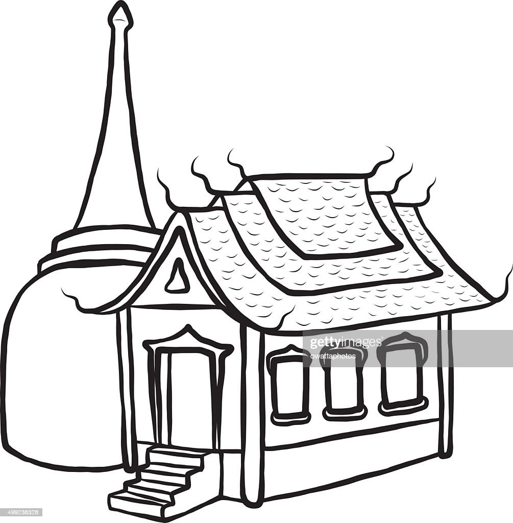 temple and pagoda vector art thinkstock rh thinkstockphotos com temple clipart black and white temple clipart lds