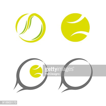 Tennis 5 : stock vector