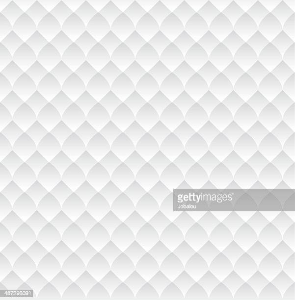 Texture White Scales Seamless