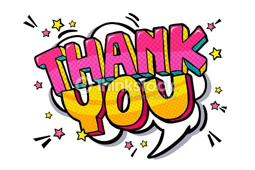 Thank You Word Bubble Stock Vector Thinkstock