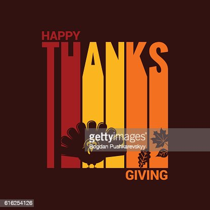 Thanksgiving turkey abstract background : Arte vetorial