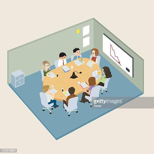 The board room