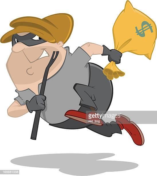 ImagesVideo銀行強盗のイラスト素材と絵