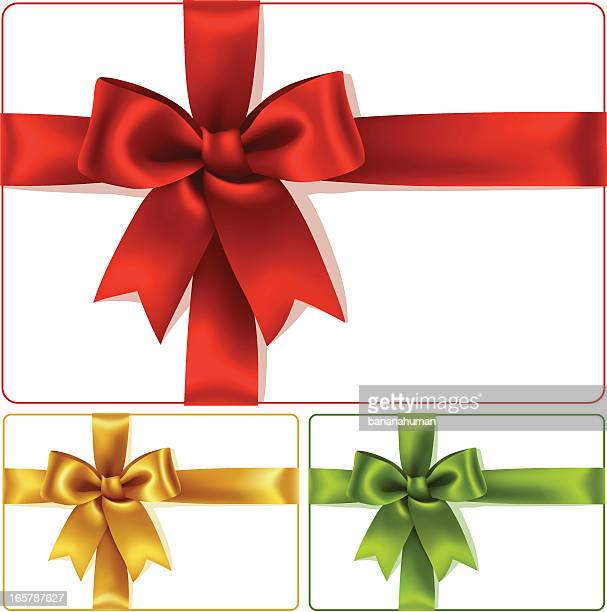 Three box collage of red, yellow, and green box gifts