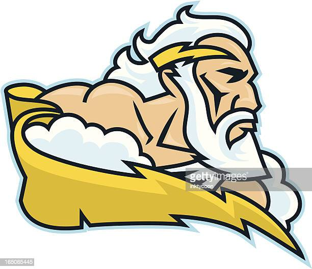 Zeus Stock Illustrations And Cartoons | Getty Images