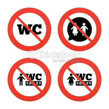 Toilettes symboles de toilettes toilettes hommes et femmes chambre clipart vectoriel thinkstock - Produits a ne pas mettre dans une fosse septique ...