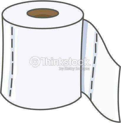Papier toilette clipart vectoriel thinkstock - Foto de toilette ...