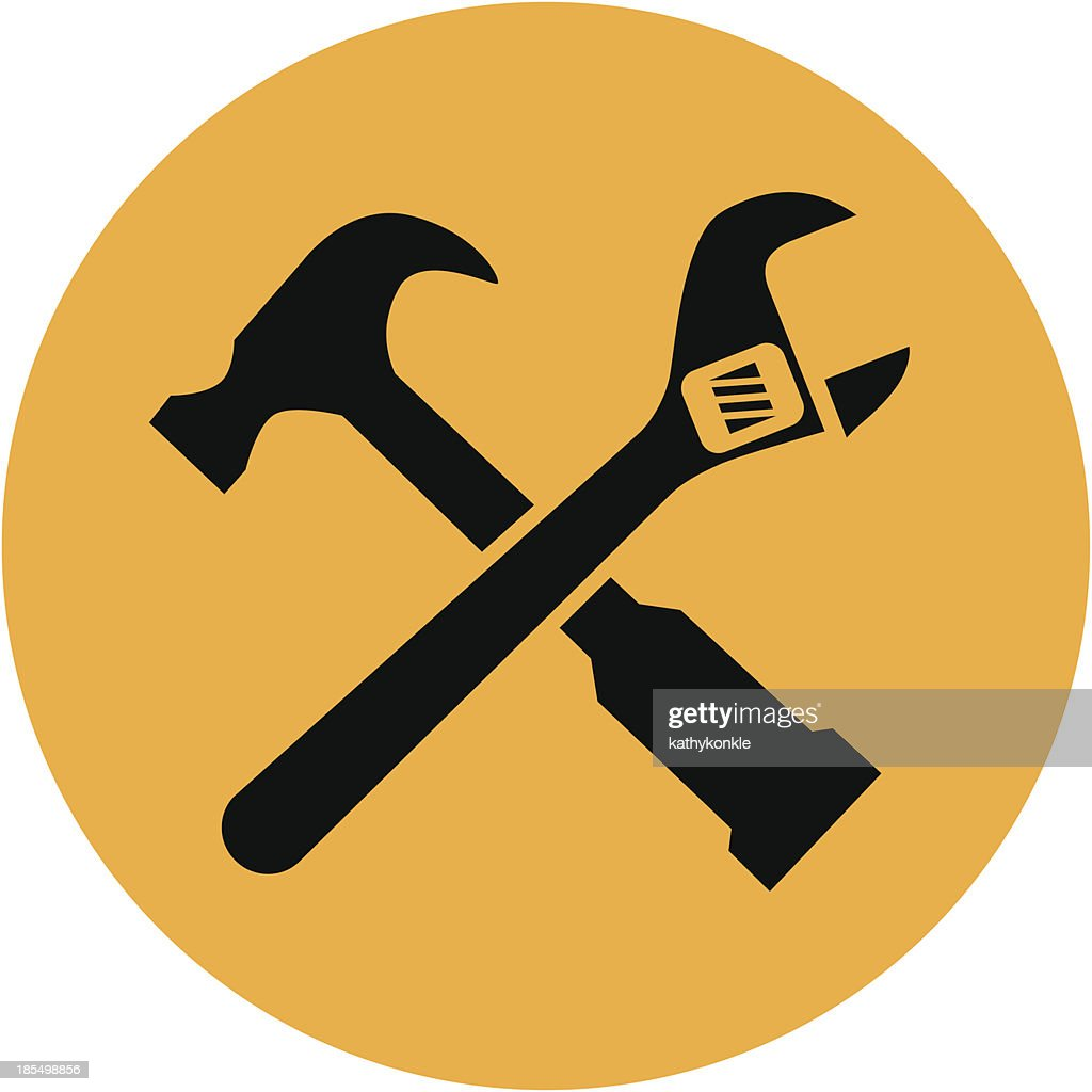 toolbox icon vector. toolbox icon : vector art