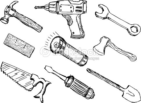 Les outils clipart vectoriel thinkstock for Draw tool free