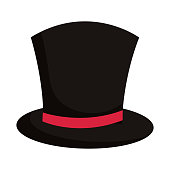 90f27fa17e706 Top Hat Stock Photos and Illustrations - Royalty-Free Images ...