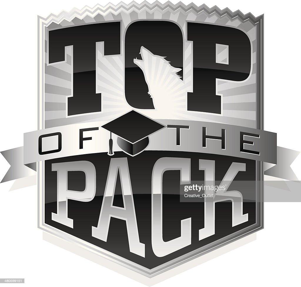 Top Pack Heading : Vector Art
