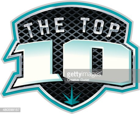 Top10 Heading C : Vector Art