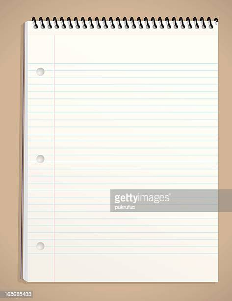 Top-Coiled Notepad