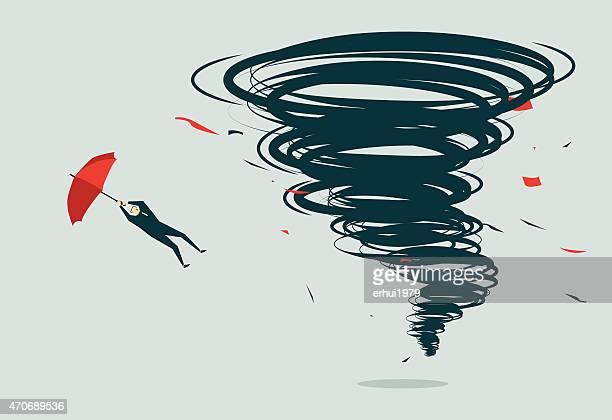 Tornado-Illustration