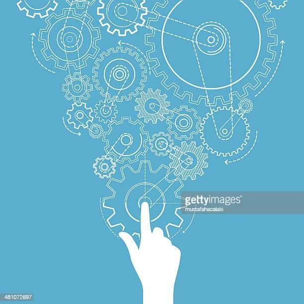 Touch-Getriebe