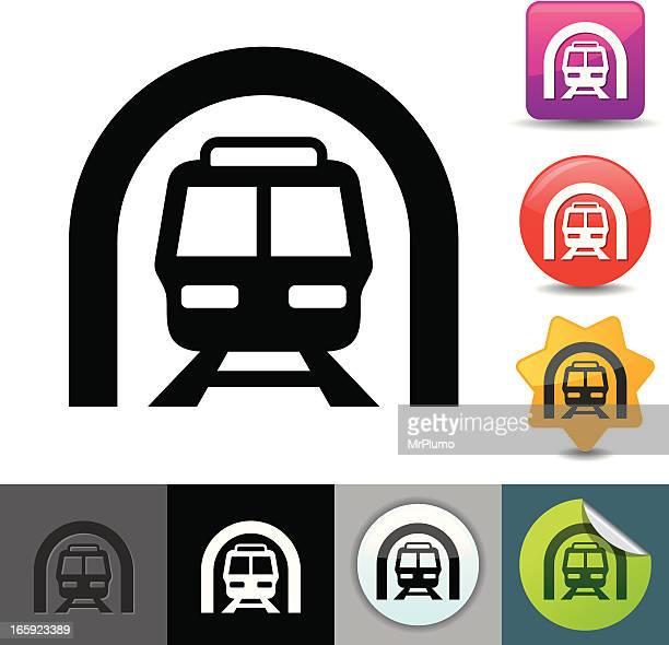 Tren iconos/serie solicosi