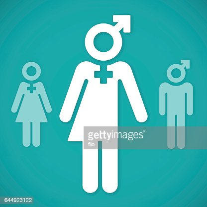 Bathroom Signs Holding Hands all gender restroom bathroom signs vector art | getty images