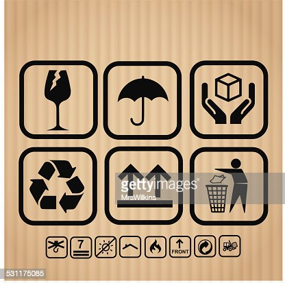 Transportation, delivery icon set vector illustration : stock vector
