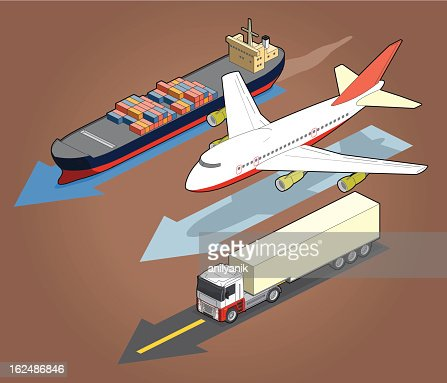 transportation : Vector Art