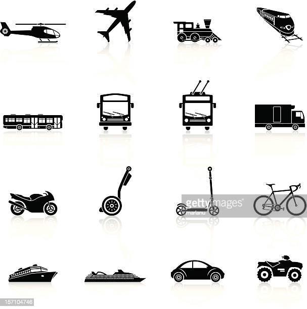Transportation ways - Black Series