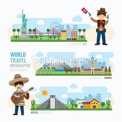Viagens E Ao Ar Livre Definir Referências Anatómicas No México ...