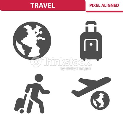 Travel Icons : stock vector