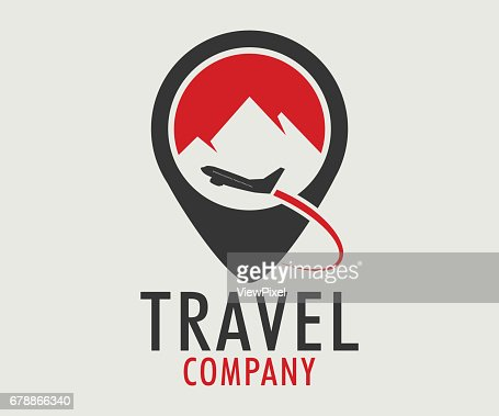Travel, tourism, holidays and pleasure vector design : Vector Art