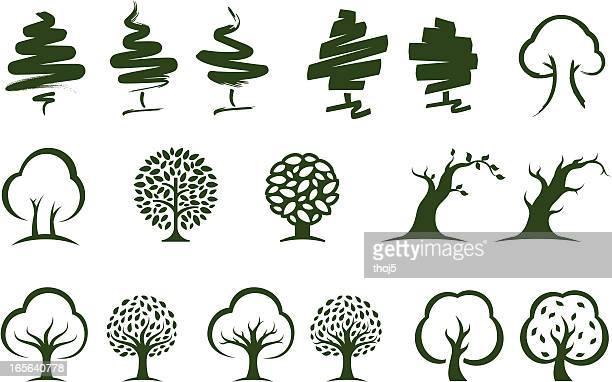 Baum Symbole