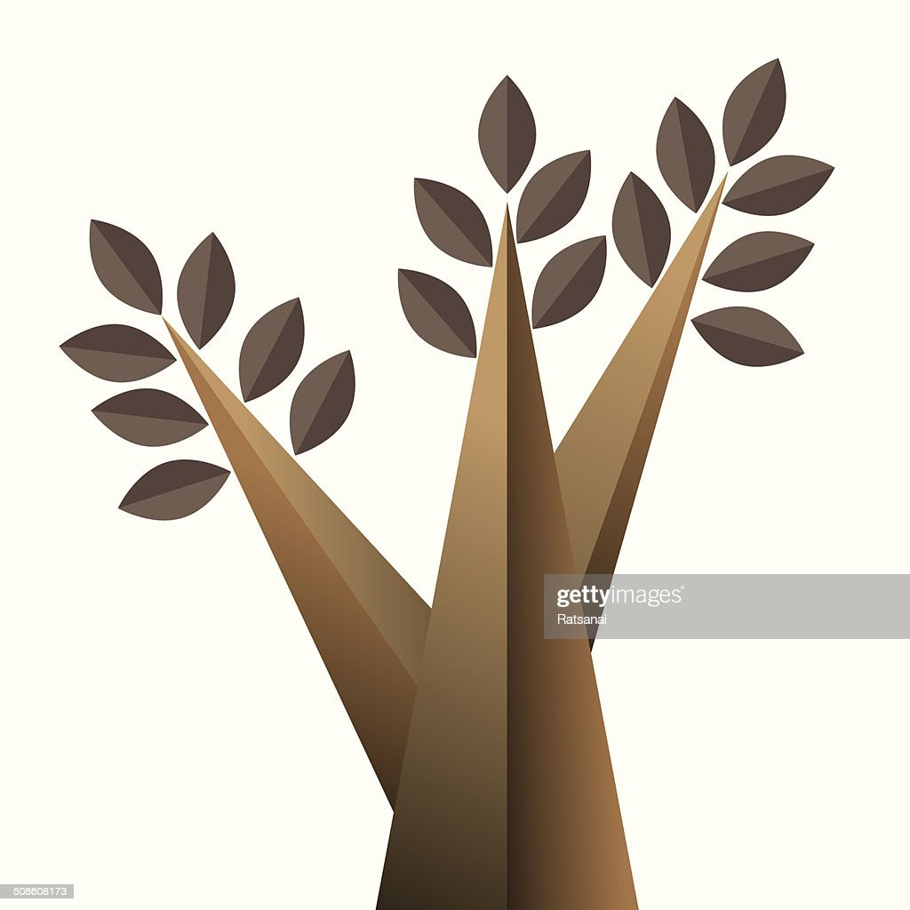 tree : Vector Art