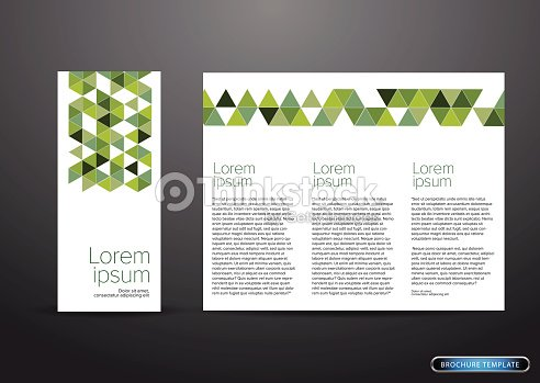 Tri fold business brochure template vector art thinkstock tri fold business brochure template vector art accmission Image collections