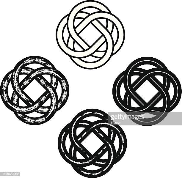 Tribal Celtic Knots